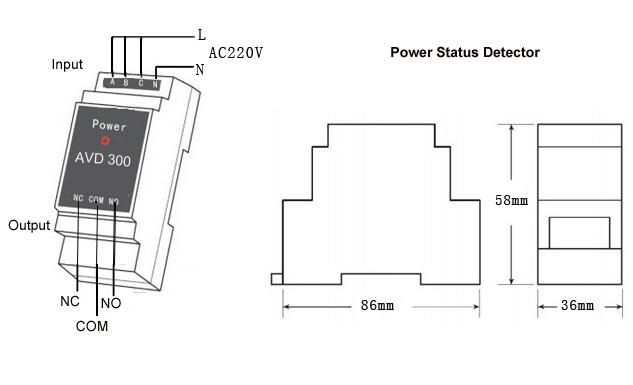 power failure detector